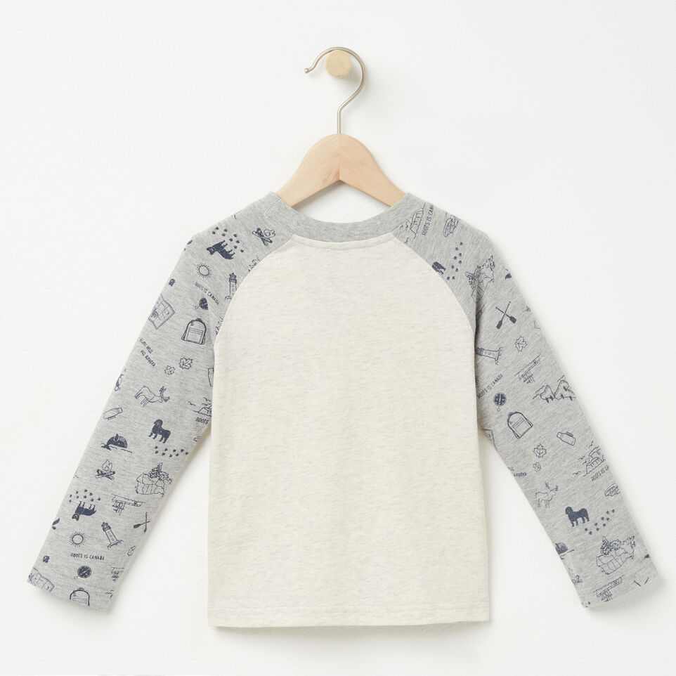 Roots-undefined-Toddler Max Baseball Top-undefined-B