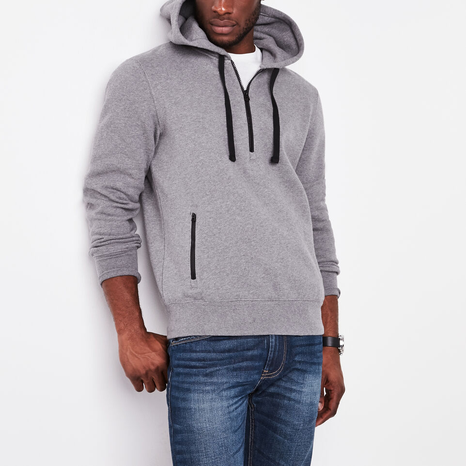 Roots-undefined-Terrace Half Zip Hoody-undefined-A