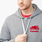 Roots-undefined-Mens Cooper Canada Full Zip Hoody-undefined-C
