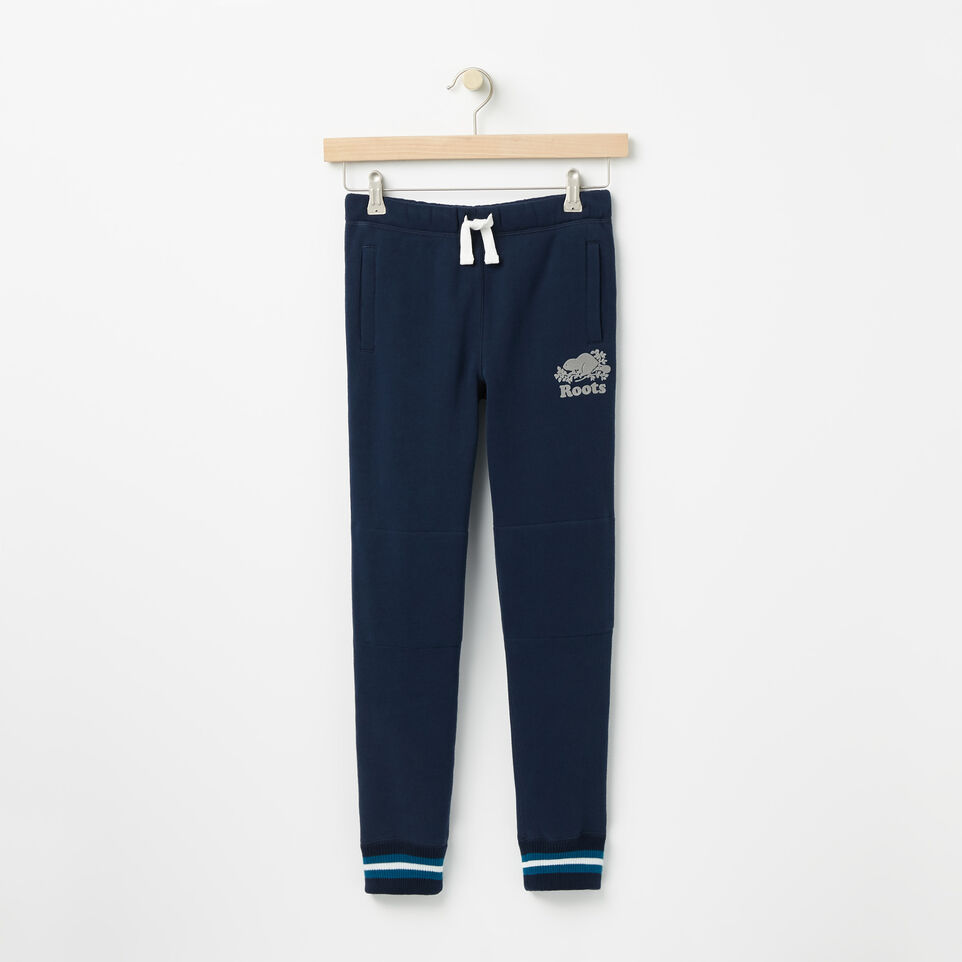 Roots-undefined-Boys Hamilton Slim Sweatpant-undefined-A