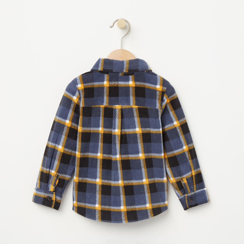 Roots-undefined-Toddler Lake Point Microfleece Shirt-undefined-B