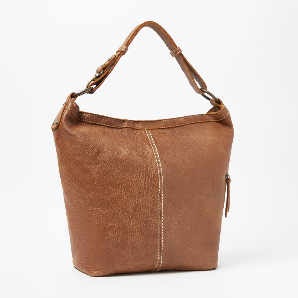 Roots-undefined-Large Hobo With Zipper Tribe-undefined-C