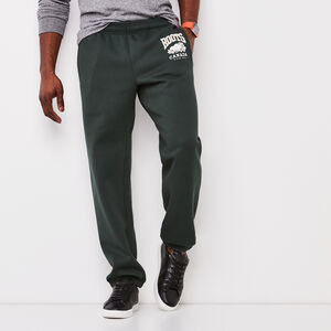 Roots-Men Bottoms-Classic Relaxed Sweatpant-Park Green-A