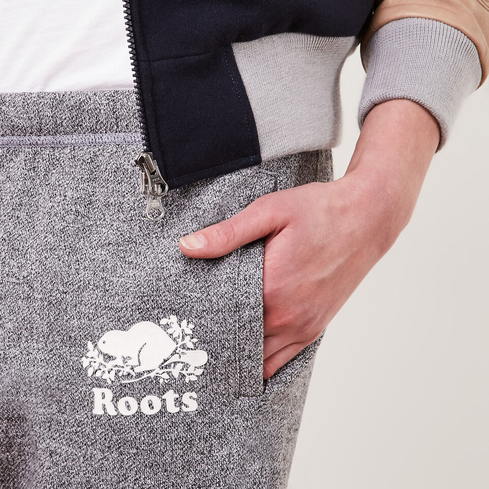 Roots-undefined-Roots Salt and Pepper Original Sweatpant - Regular-undefined-C