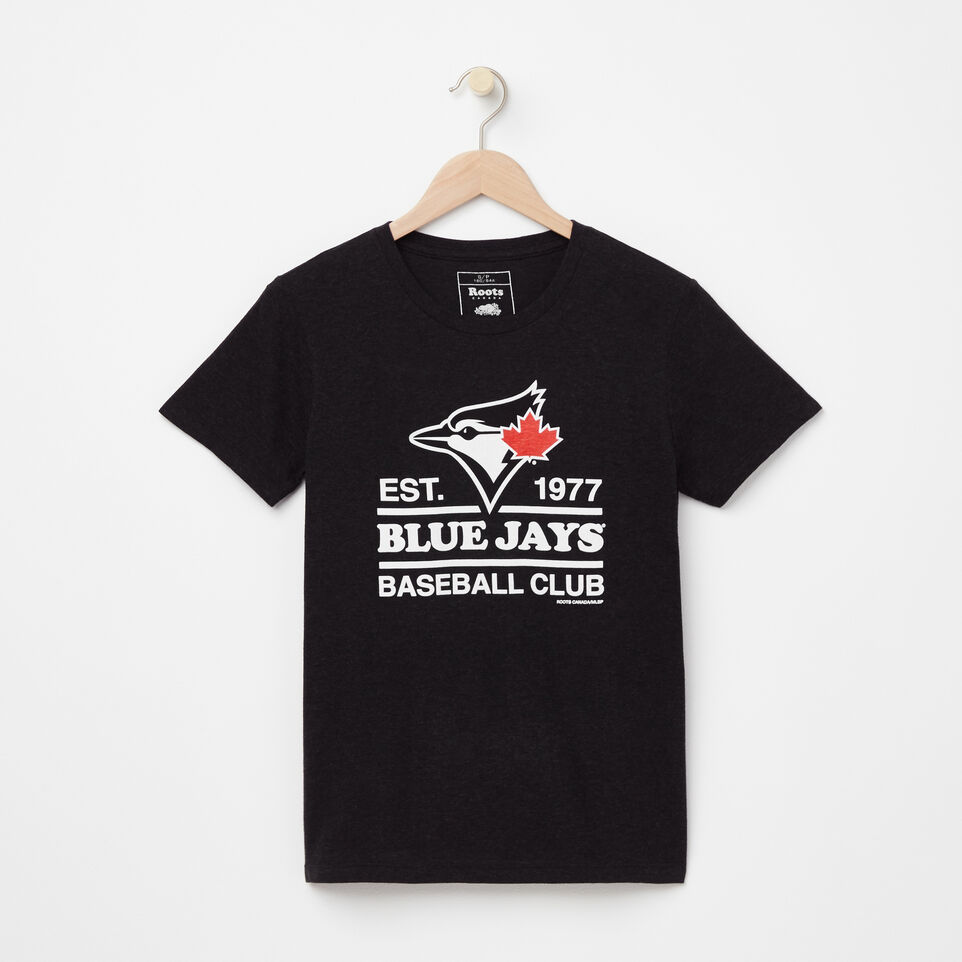 Roots-undefined-T-shirt Cooper Blue Jays-undefined-A