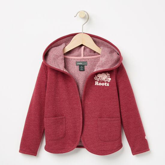 Roots-Kids New Arrivals-Toddler Laurier Cardigan-Crimson Pepper-A