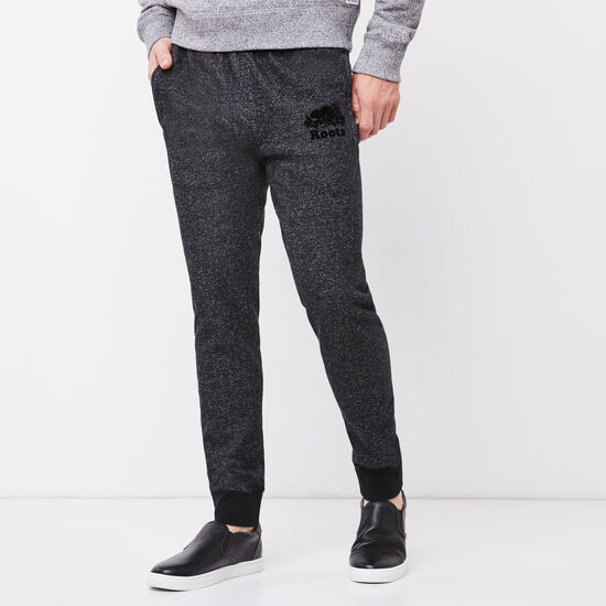 Pantalon Co Ajusté Parc