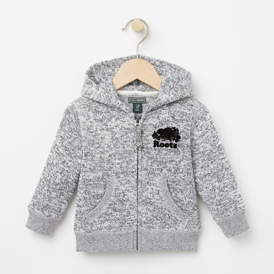 Roots-undefined-Baby Graeham Full Zip Hoody-undefined-A