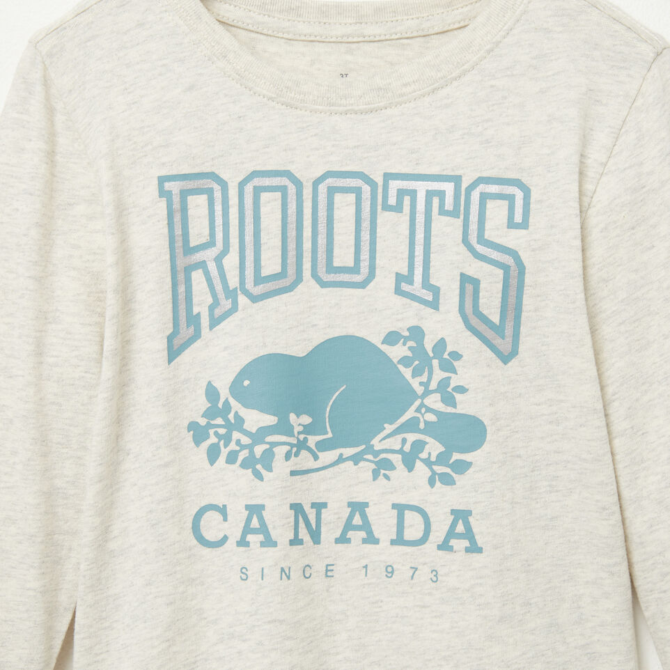 Roots-undefined-Toddler Foil RBC T-shirt-undefined-C
