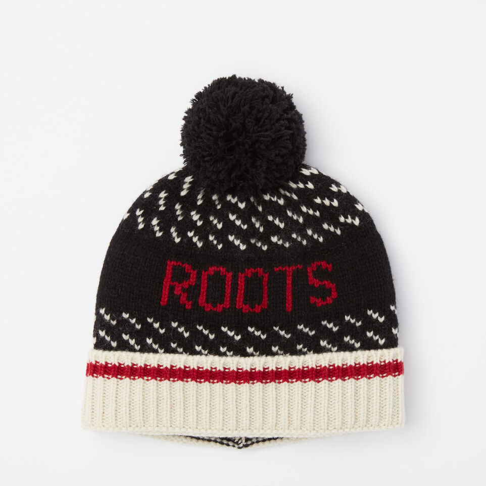Roots-undefined-Tuque Cabane Roots 3Points-undefined-A