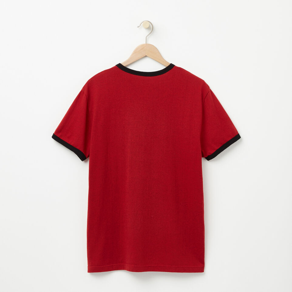 Roots-undefined-Cooper Beaver T-shirt-undefined-B