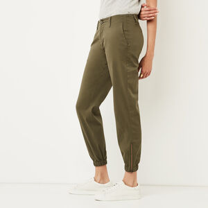 Roots-Women Pants-Galley Jogger-Sea Turtle-A