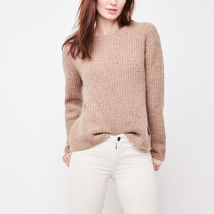 Roots-Sale Women's-Emery Pullover Sweater-Nomad Mix-A