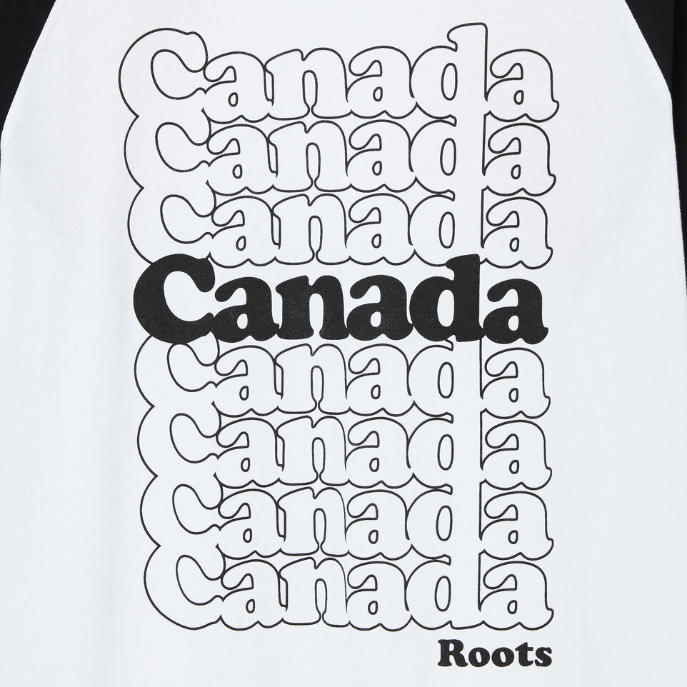 Roots-undefined-Mens Canada Stacked Baseball Tee-undefined-C