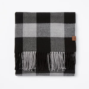 Roots-Men Accessories-Algonquin Scarf-Grey Mix-A
