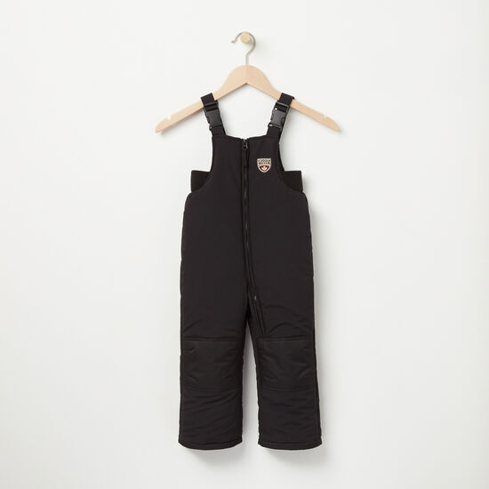 Roots-Kids Outerwear-Toddler Elmer Snowpant-Black-A