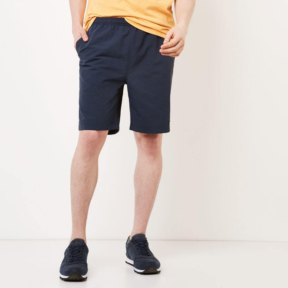Roots-undefined-Nylon Camp Shorts-undefined-B