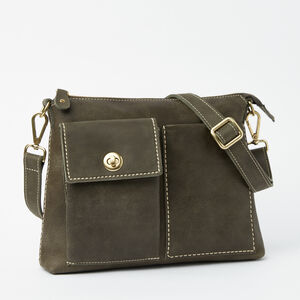 Roots-Leather Bestsellers-The Villager Tribe-Pine-A