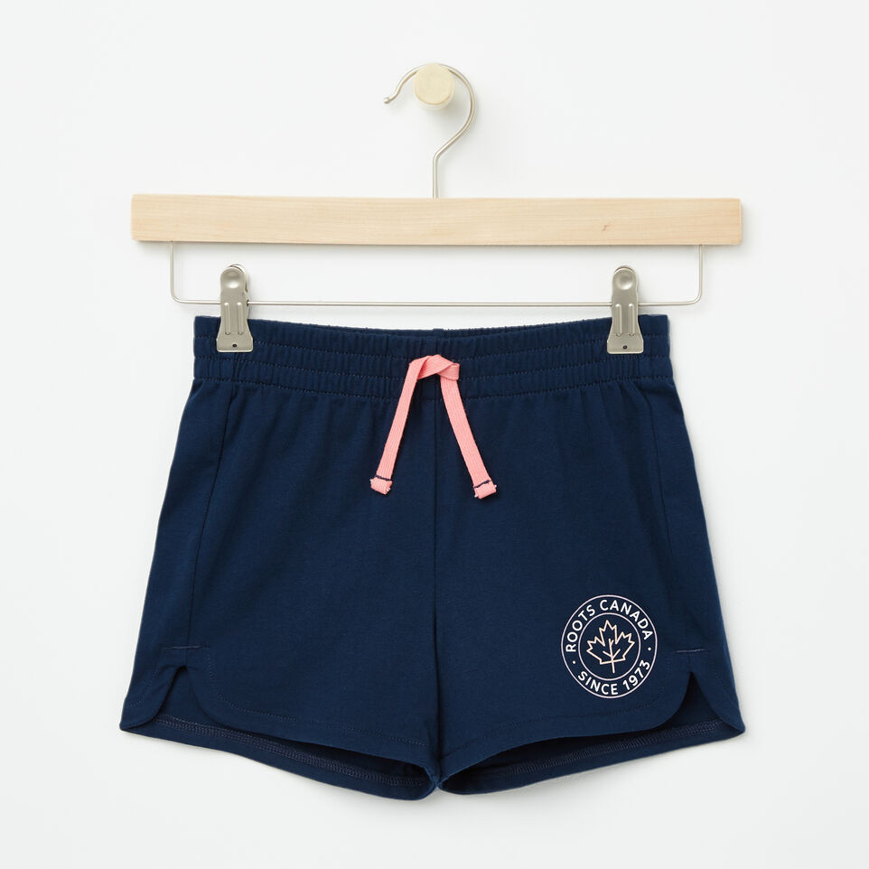 Roots-undefined-Girls Lucy Shorts-undefined-A
