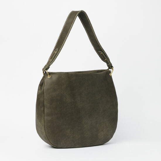 Roots-Leather New Arrivals-The Dakota Bag Tribe-Pine-A