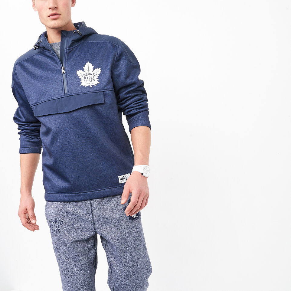 Roots-undefined-TML Bonded Microfleece Anorak-undefined-A