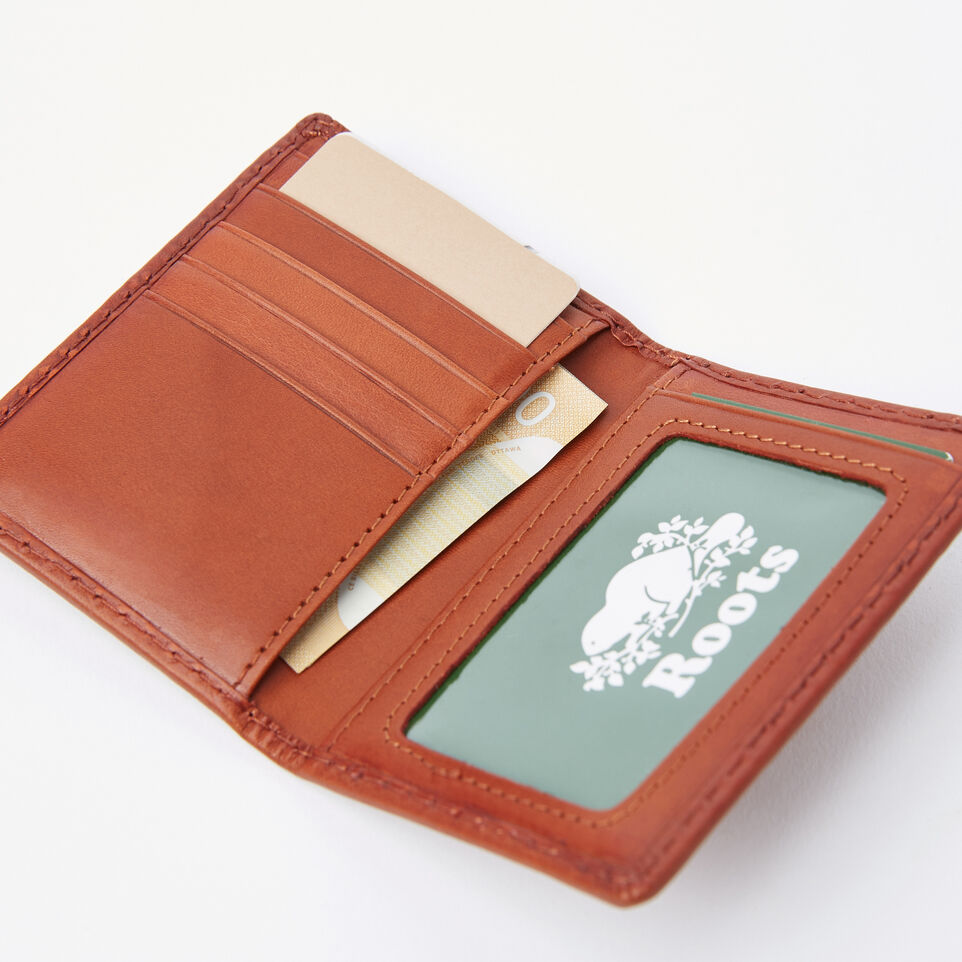 Roots-undefined-Card Case With ID Veg-undefined-B
