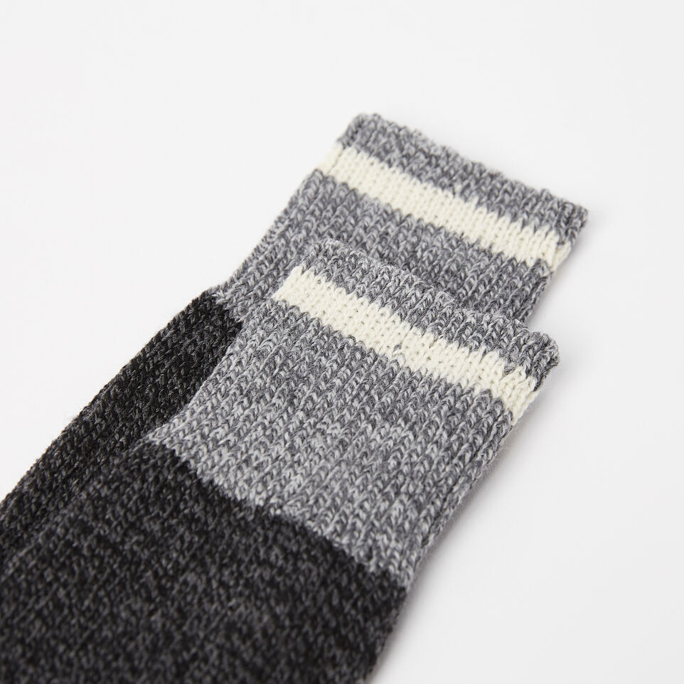 Roots-undefined-Mens Cabin Sock 2 Pack-undefined-B