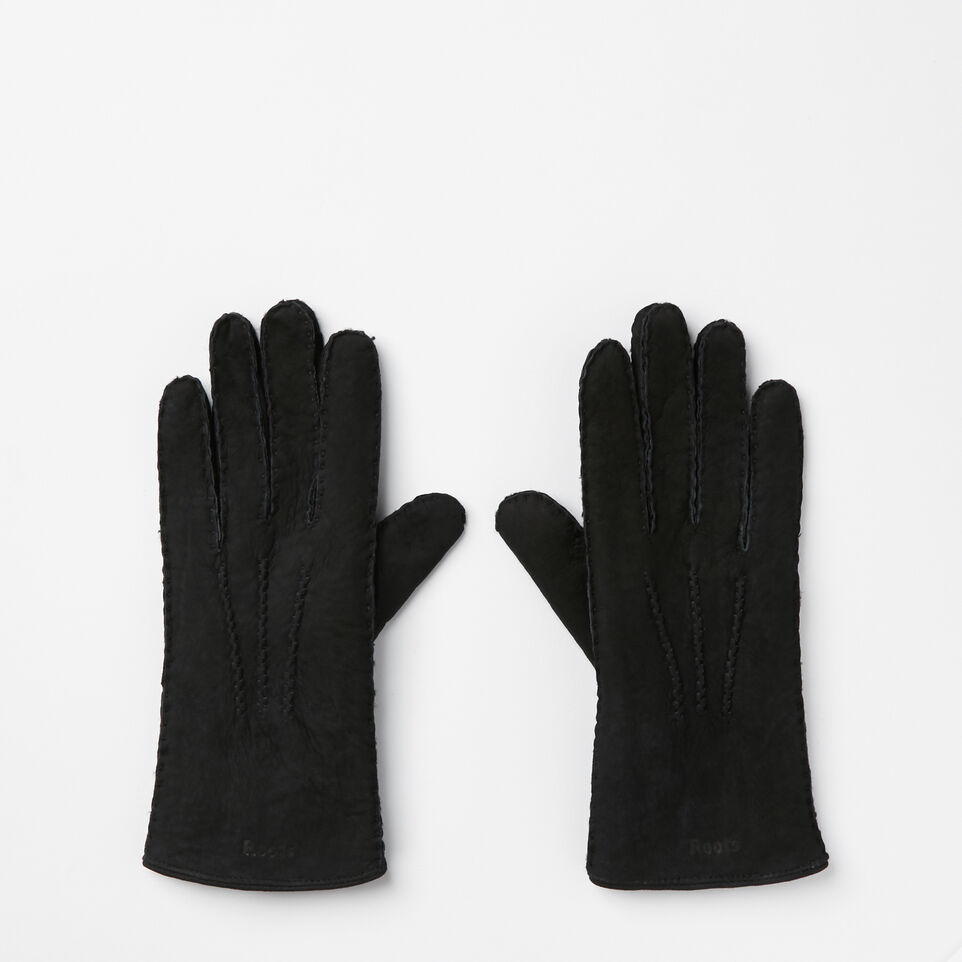 Roots-undefined-Womens Sheepskin Glove-undefined-A