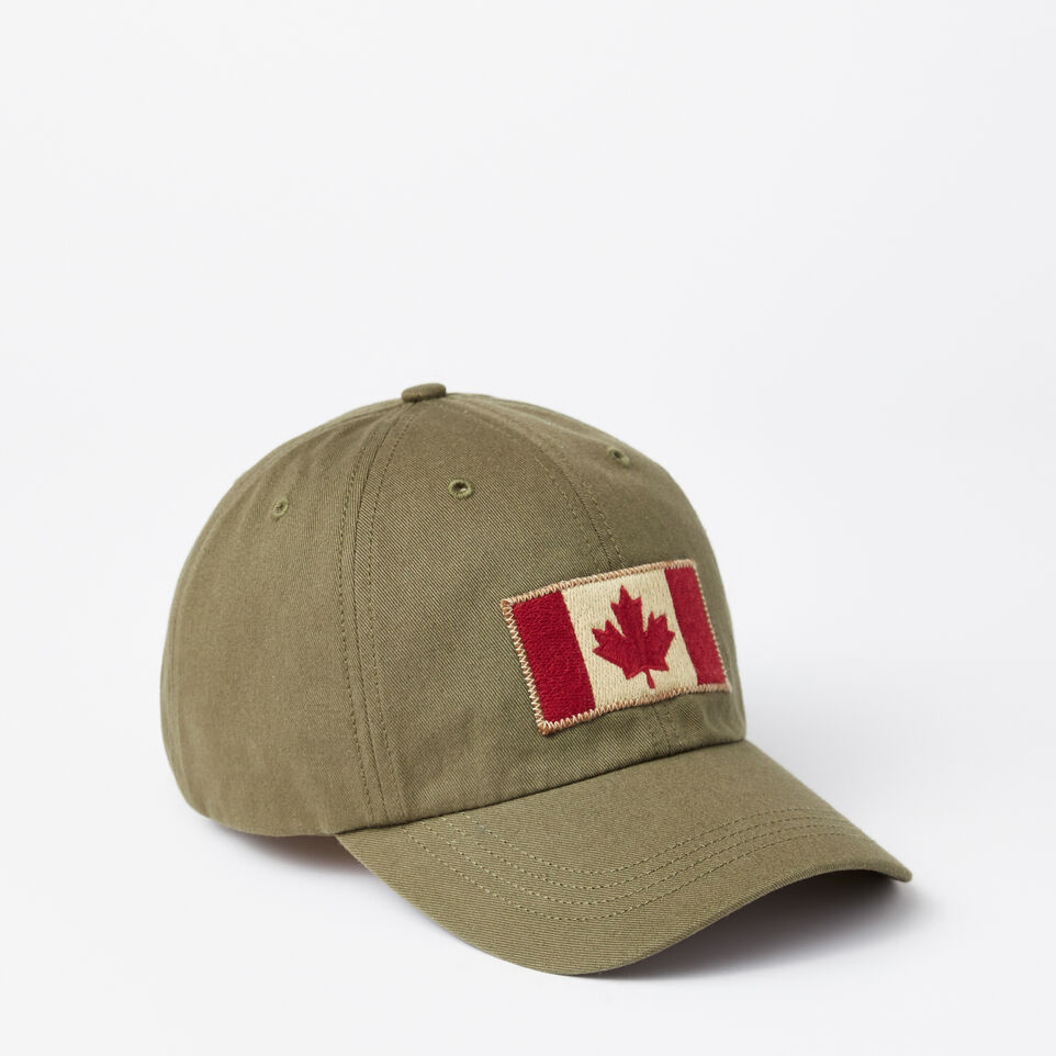 Roots-undefined-Casq Baseball Drapeau Vintage-undefined-A