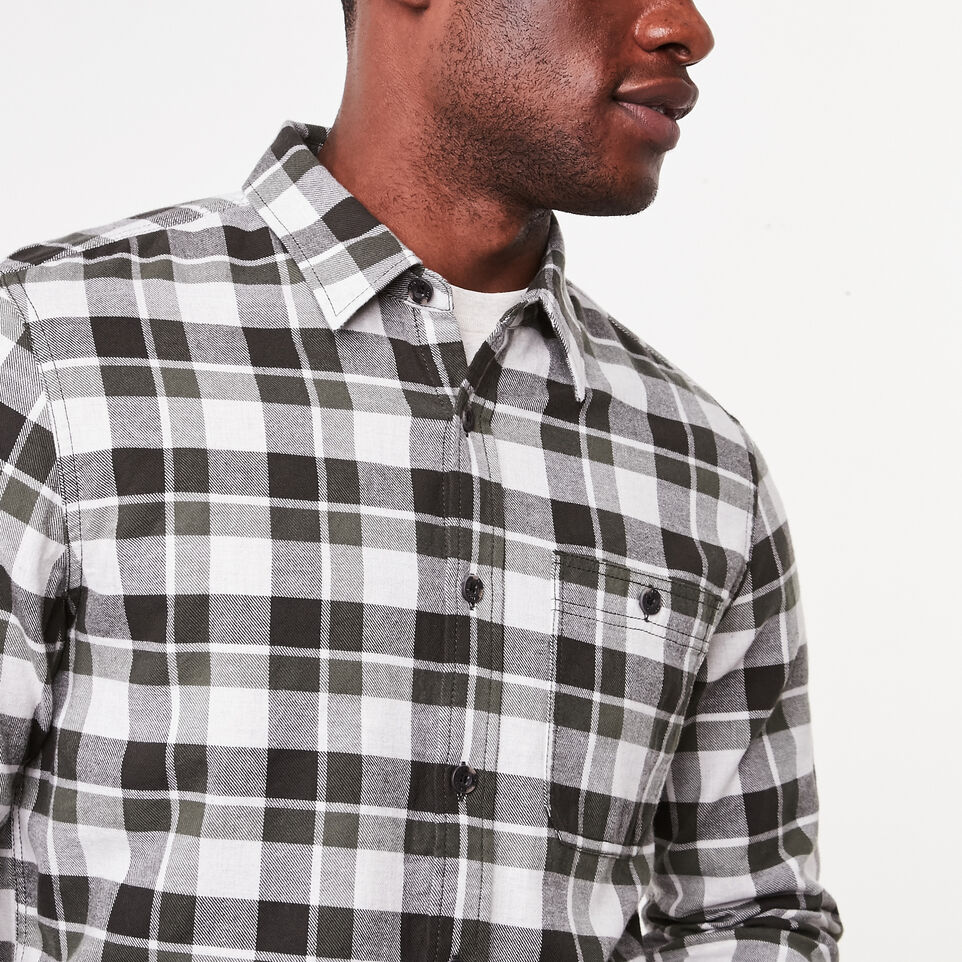 Roots-undefined-Yukon Flannel Shirt-undefined-C
