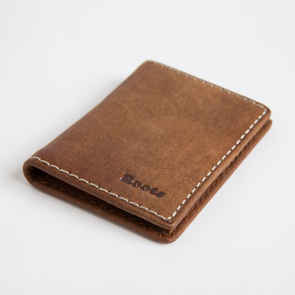 Roots-undefined-Card Case With Id Tribe-undefined-E