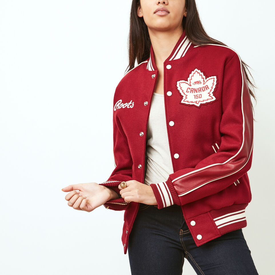 Roots-undefined-Roots Heritage Award Jacket-undefined-D