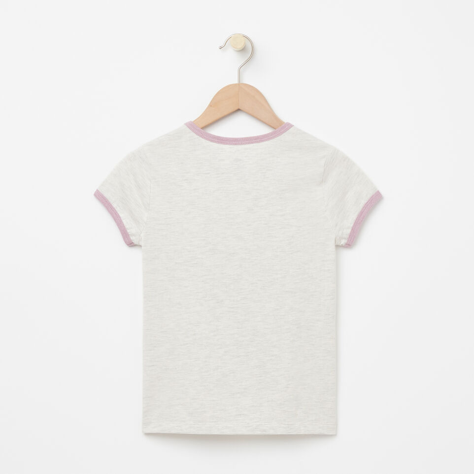 Roots-undefined-Filles T-shirt Lucy Ringer-undefined-B