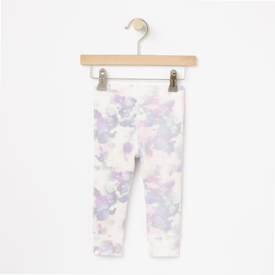 Roots-undefined-Baby Watercolour Terry Legging-undefined-B