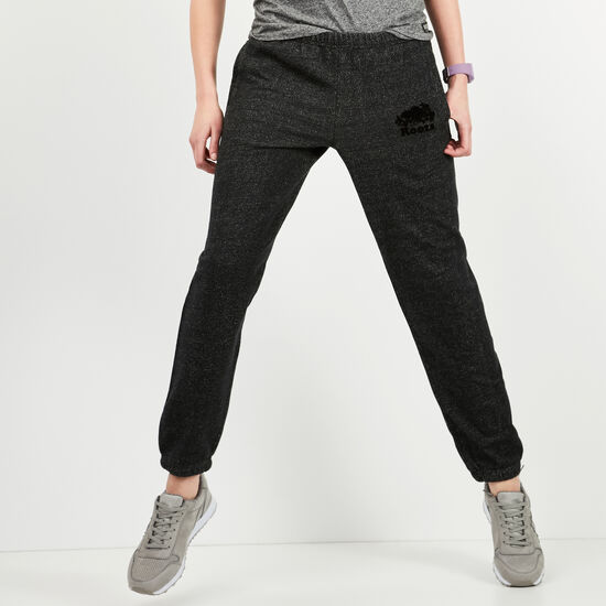 Roots-Women Original Sweatpants-Roots Black Pepper Original Sweatpant-Black Pepper-A