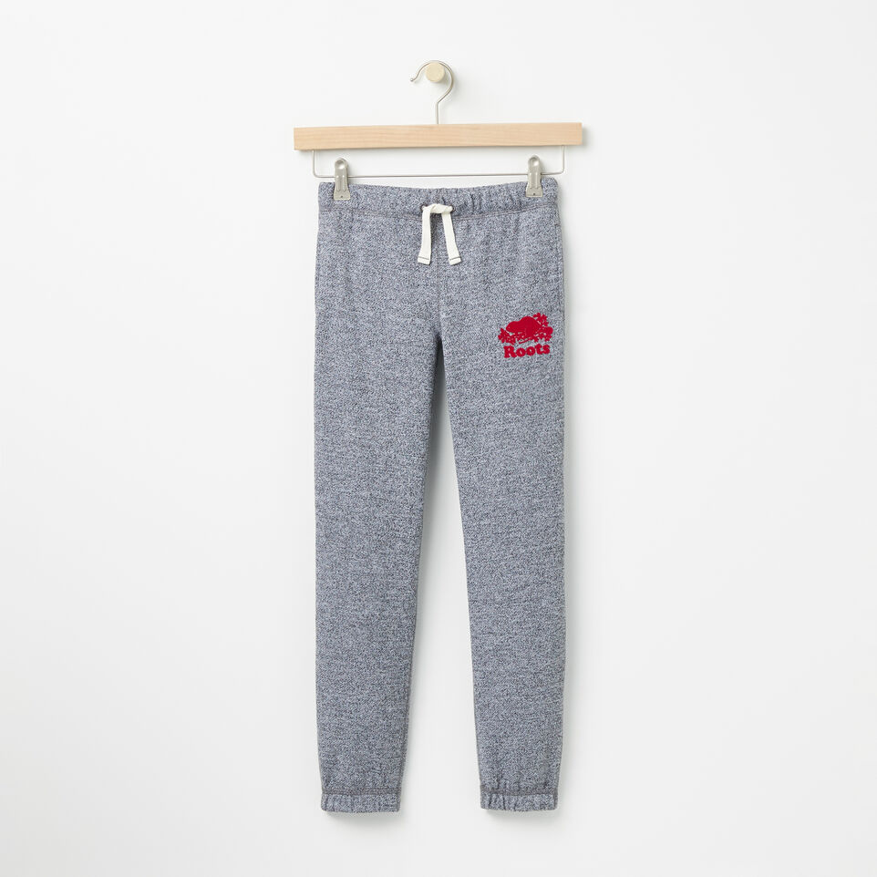 Roots-undefined-Girls Roots Slim Sweatpant-undefined-A
