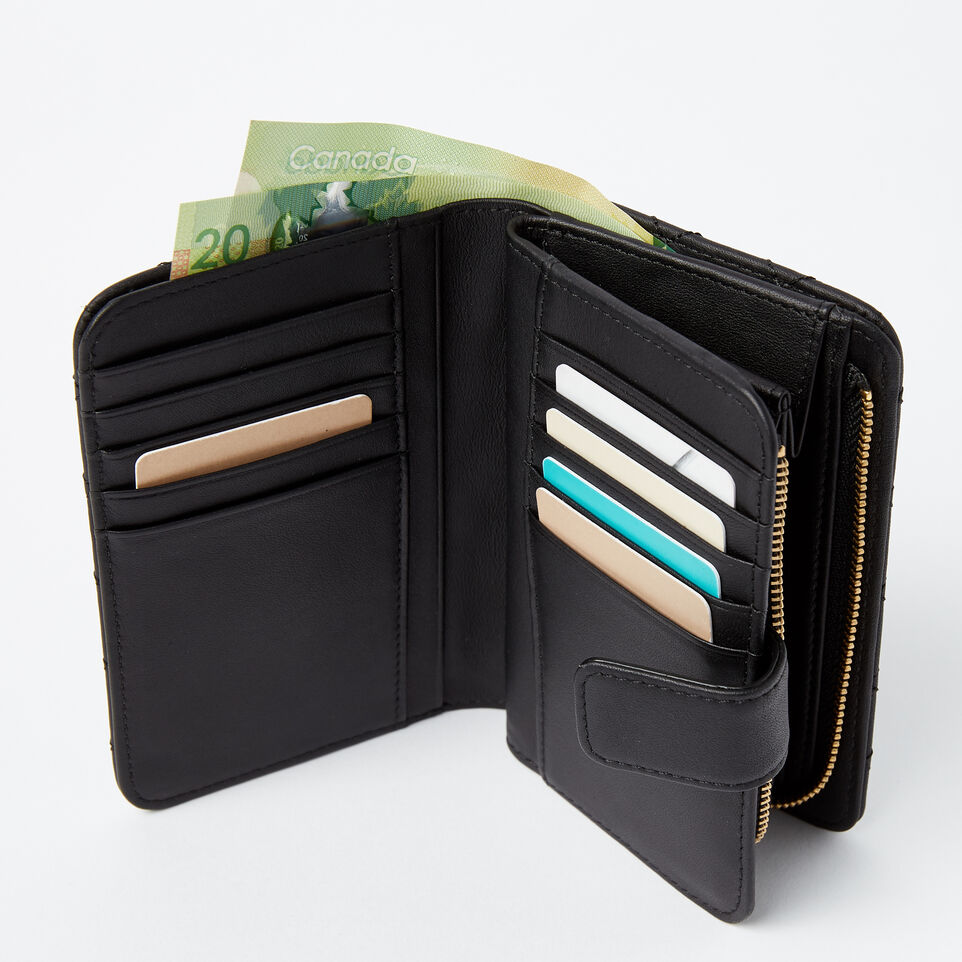 Roots-undefined-Bridget Wallet Quilted-undefined-B
