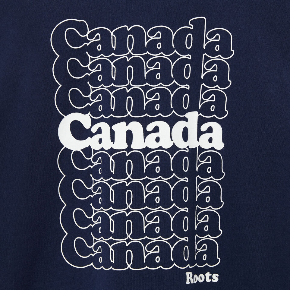 Roots-undefined-Boys Glow In The Dark Canada T-shirt-undefined-C