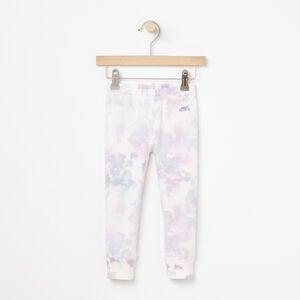 Roots-Kids Bottoms-Toddler Watercolour Terry Legging-Cloudy White-A