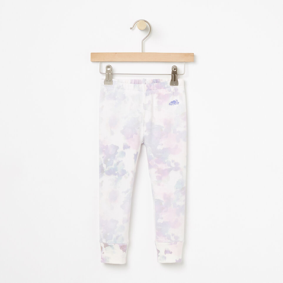 Roots-undefined-Toddler Watercolour Terry Legging-undefined-A