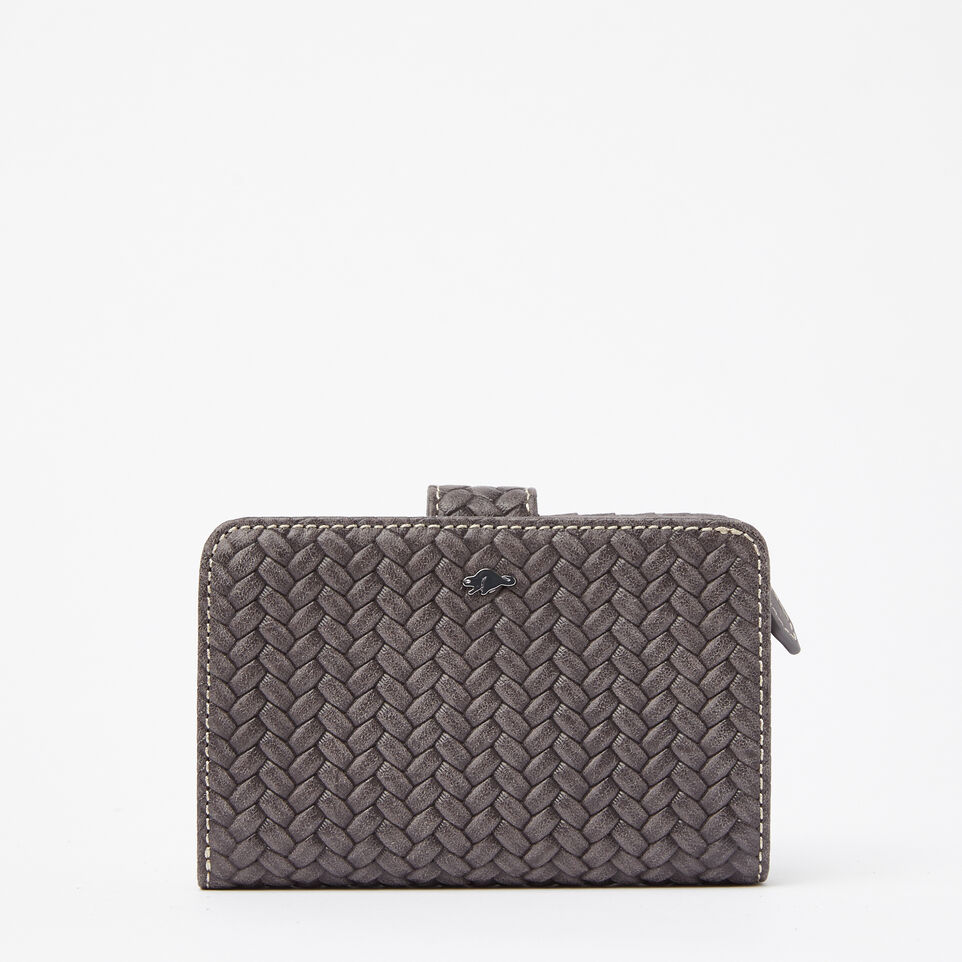 Roots-undefined-Bridget Wallet Woven-undefined-A