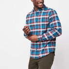 Roots-undefined-Daysland Flannel Shirt-undefined-A