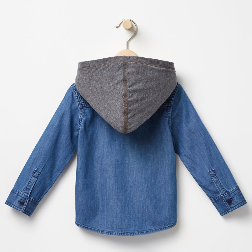 Roots-undefined-Toddler Rupert Hooded Shirt-undefined-B