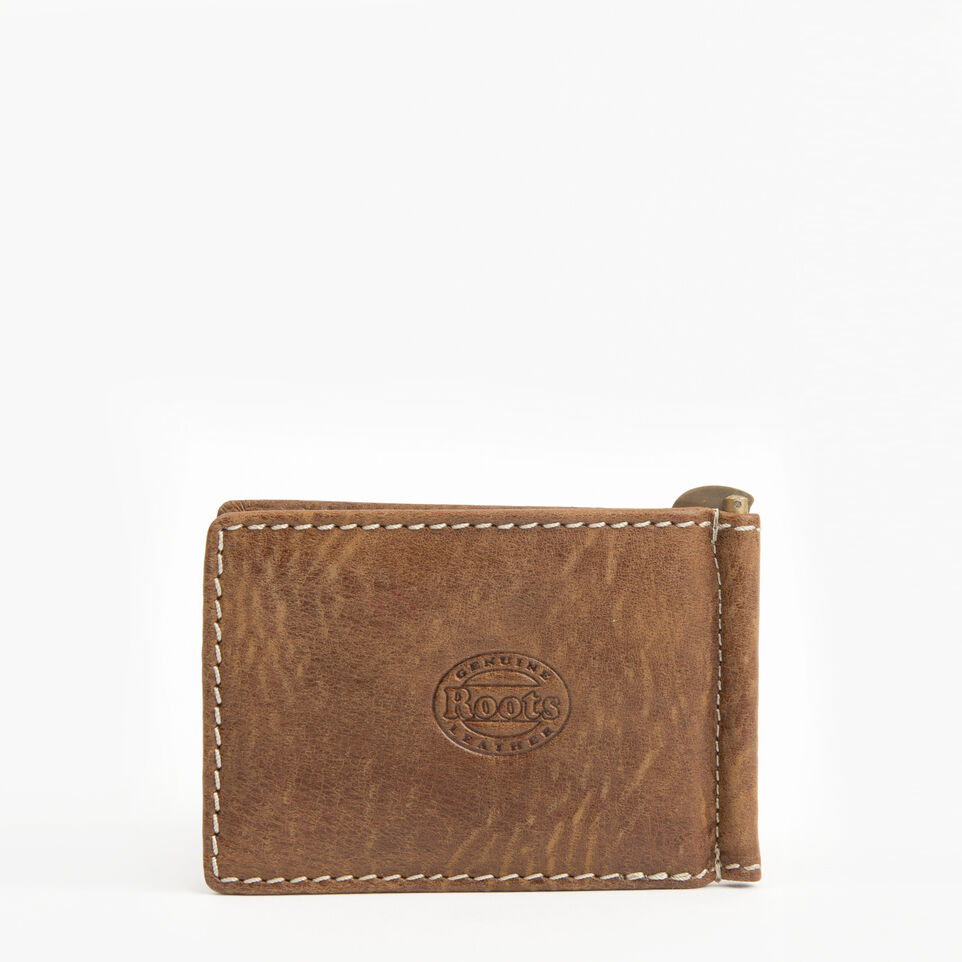 Roots-undefined-Mens Money Clip Tribe-undefined-C