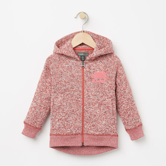Roots-Kids New Arrivals-Toddler Western Fields Hoody-Faded Rose-A