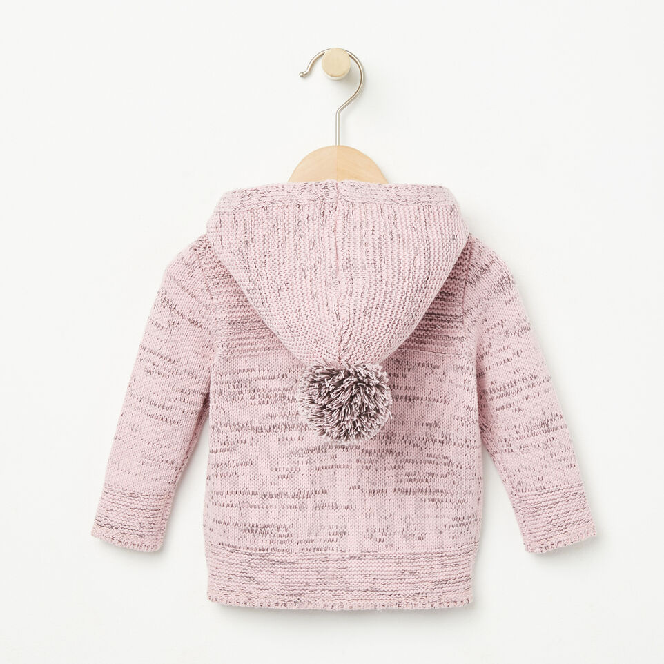 Roots-undefined-Baby Polar Fox Cardigan-undefined-B