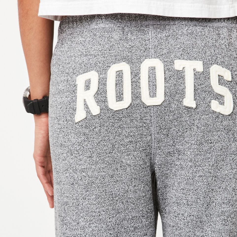Roots-undefined-Roots Salt and Pepper Boyfriend Sweatpant-undefined-E