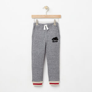 Roots-Kids Bottoms-Toddler Roots Cabin Sweatpant-Salt & Pepper-A