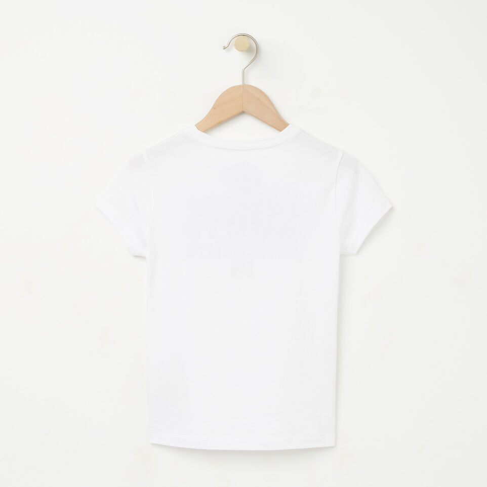 Roots-undefined-Girls Roots Re-issue T-shirt-undefined-B