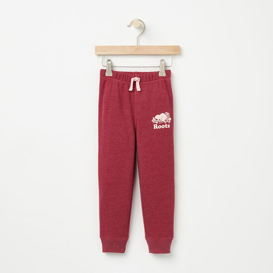 Roots-Kids New Arrivals-Toddler Gatineau Lodge Sweatpant-Crimson Pepper-A